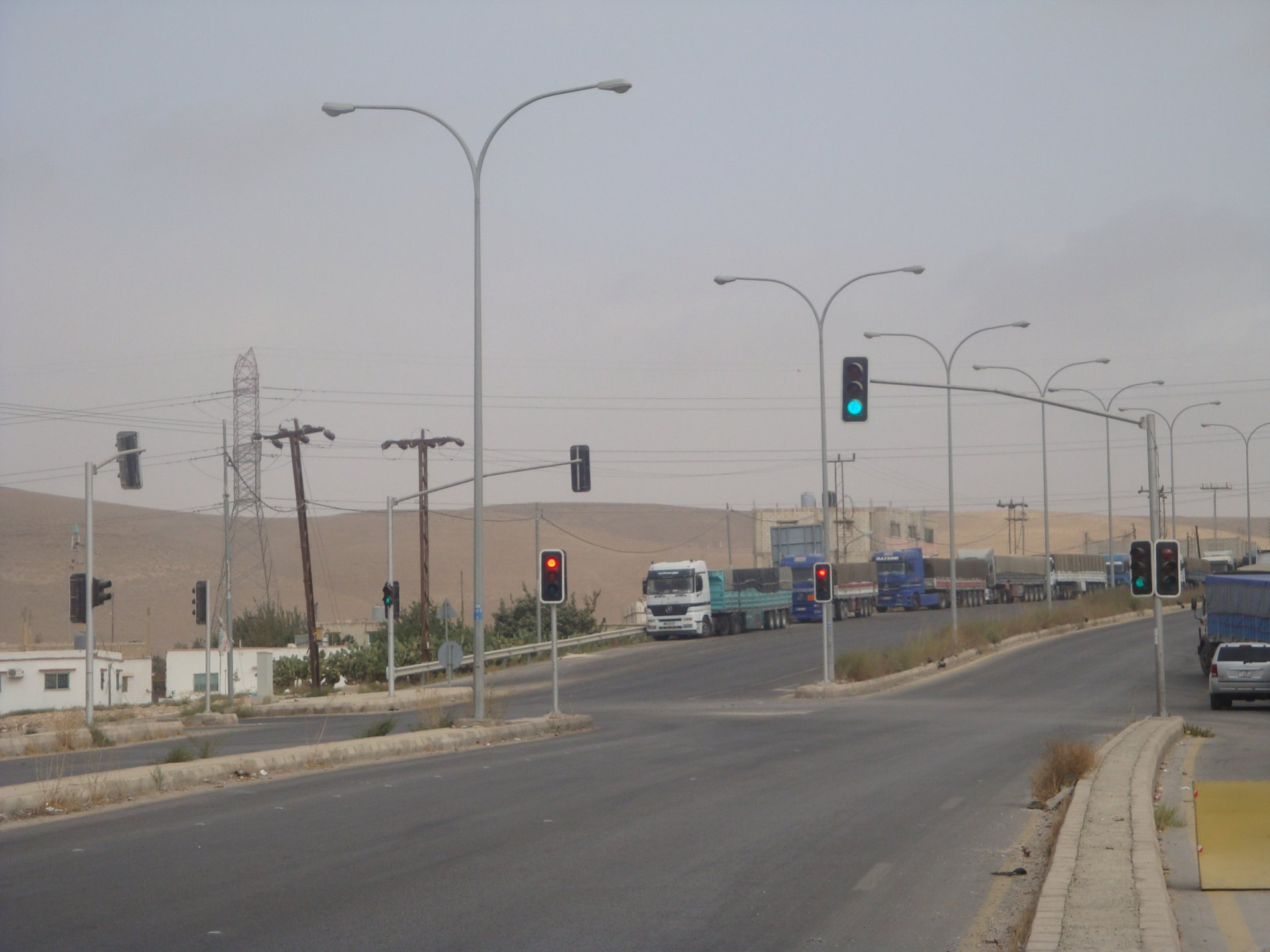 balama traffic lights